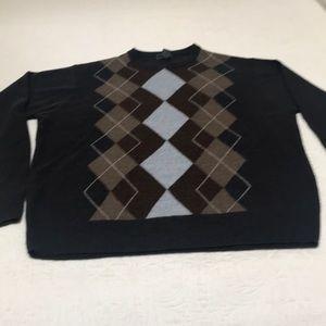 Men's Dockers pullover sweater